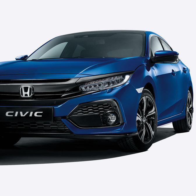 Honda Civic 5 vrata 2017