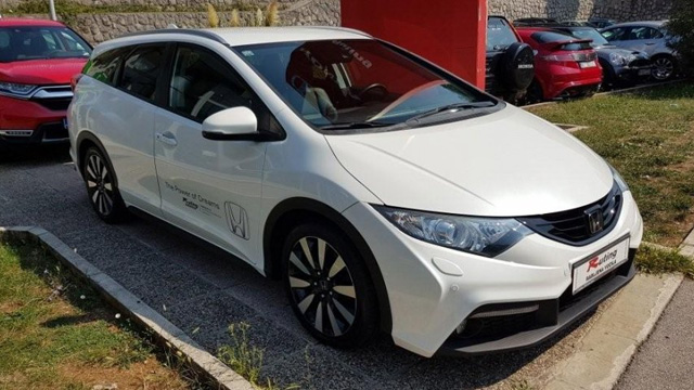 HONDA CIVIC TOURER 1.6 i-DTEC EXECUTIVE NAVI ADAS II