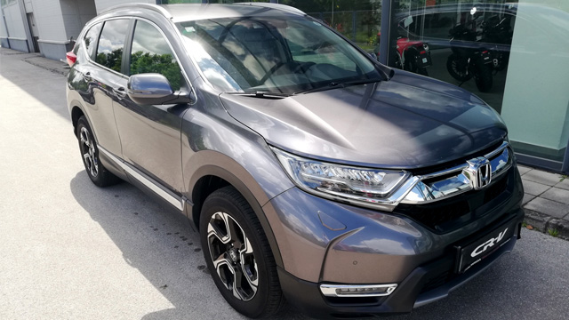 HONDA CR-V 1.5 VTEC TURBO 4WD Lifestyle 7S CVT
