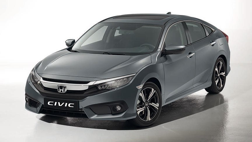 Honda Civic 4 vrata 2017