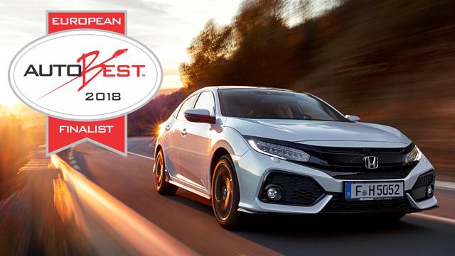 Honda Civic finalist Autobest izbora