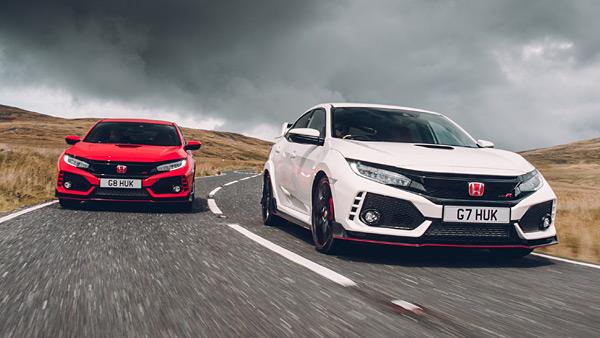 Honda Civic Type R najbolji automobil godine