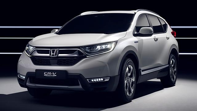 Honda CR-V Hybrid prototip predstavljen u Frankfurtu