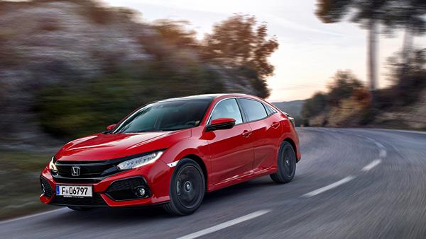 Honda Civic niže priznanja
