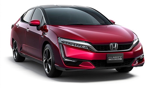 Početak prodaje nove Honde Clarity Fuel Cell u Japanu