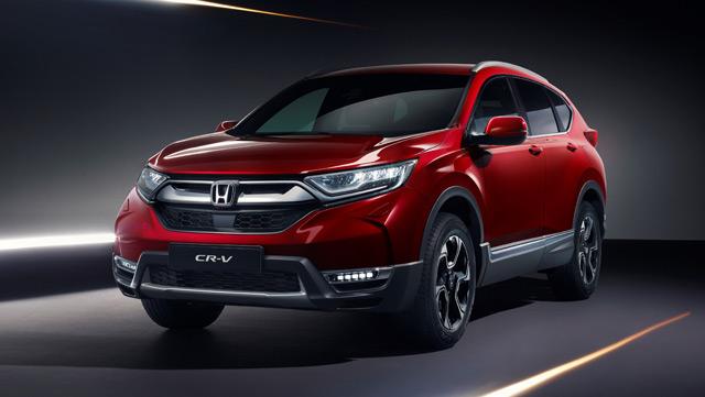 Honda će u Ženevi predstaviti novi CR-V