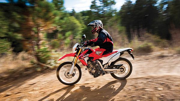 Honda CRF 250 motocikli stigli u salone