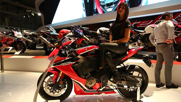 Honda noviteti za 2017. na sajmu motocika EICMA u Milanu