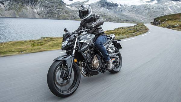 Honda CB500F - najpovoljniji veliki motocikl na tržištu