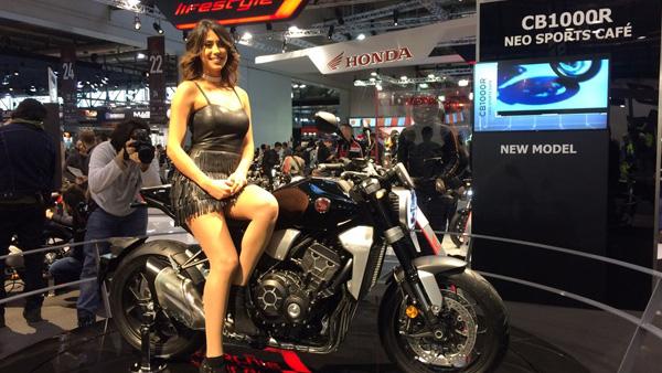 Honda noviteti na sajmu motocikla EICMA 2018.