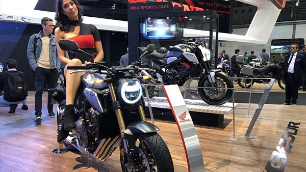 Honda noviteti na sajmu motocikla EICMA 2019.